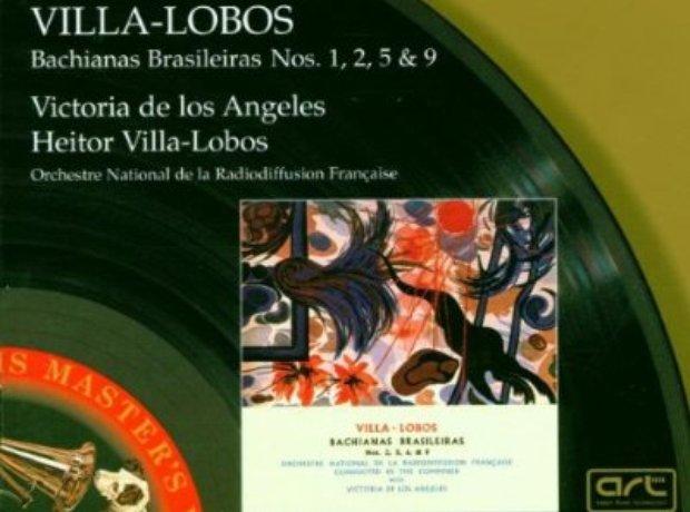 Villa-Lobos - Bachianas Brasileiras