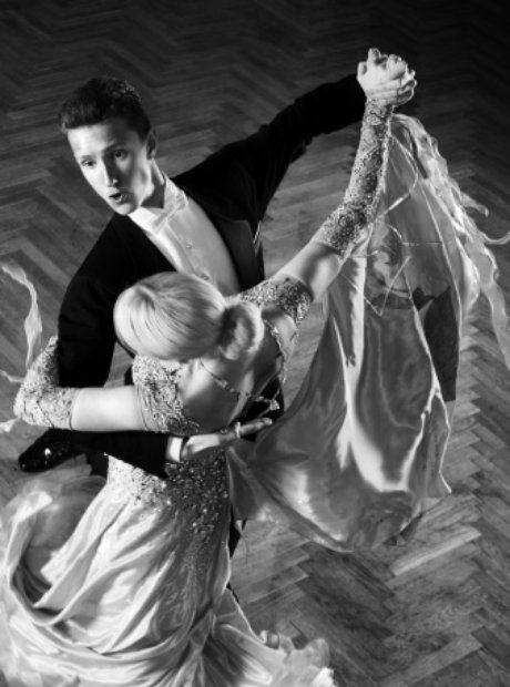 waltz couple