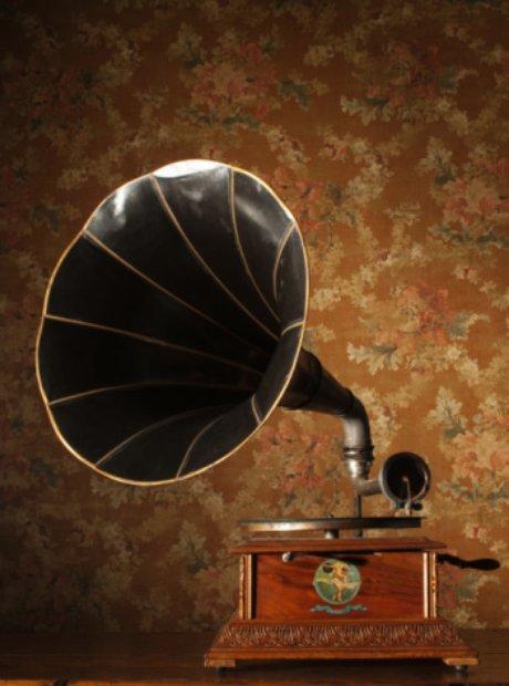 gramophone vinyl record
