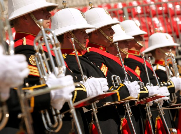 Band of HM Royal Marines: Summon The Heroes - an album guide