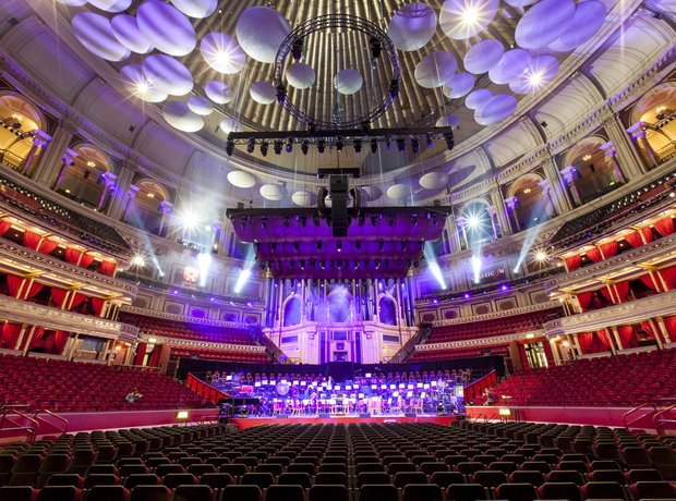 Royal Albert Hall Classic FM Live 2012
