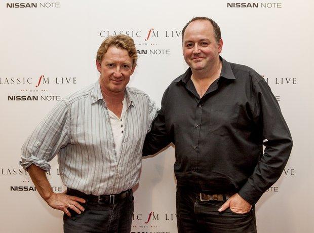 Douglas Boyd and Tim Lihoreau Classic FM LIve 2012