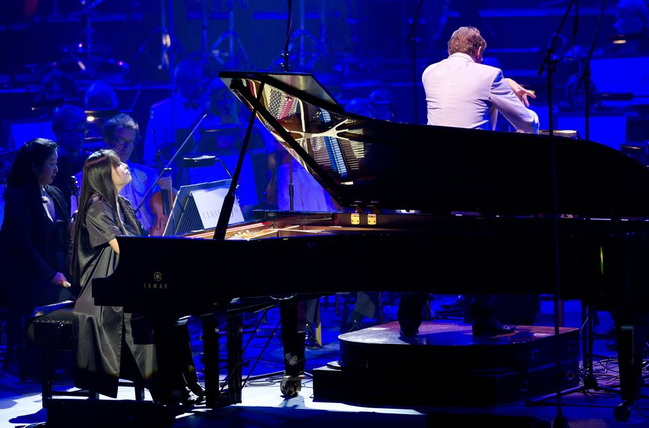 HJ Lim at Classic FM Live 2012