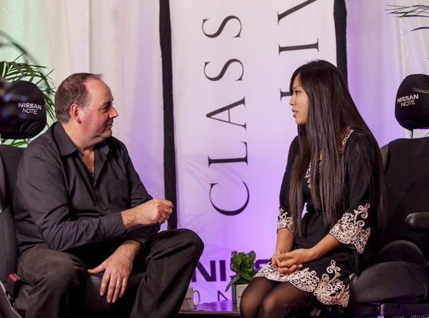 Tim Lihoreau and HJ Lim Classic FM Live 2012