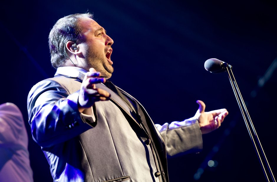 Wynne Evans live Classic FM Live 2012
