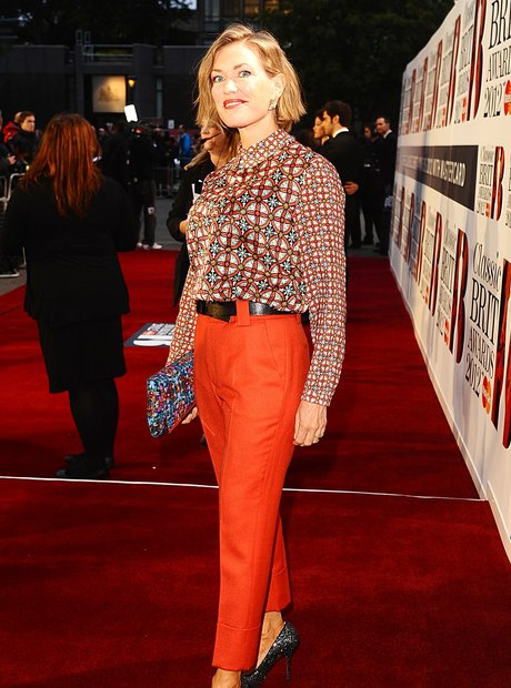 Cerys Matthews attends the Classic BRIT Awards 201