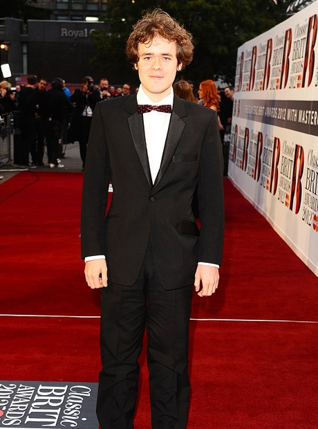Classic BRIT Awards 2012 with Benjamin Grosvenor