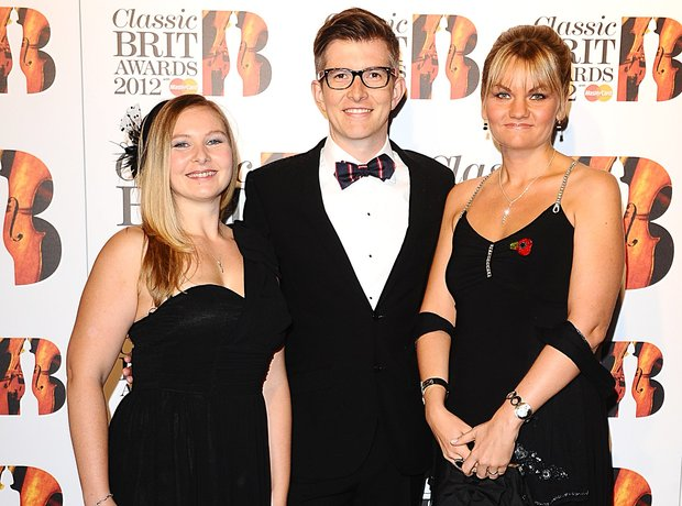 Maria Dudley, Gareth Malone and Eden Bowl Classic