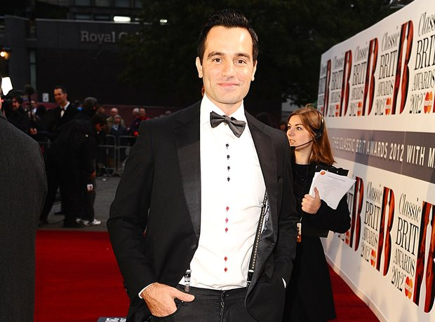 Classic BRIT Awards 2012 with Ramin Karimloo