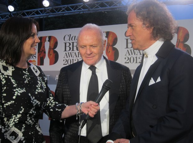 Classic BRIT Awards Red Carpet arrivals