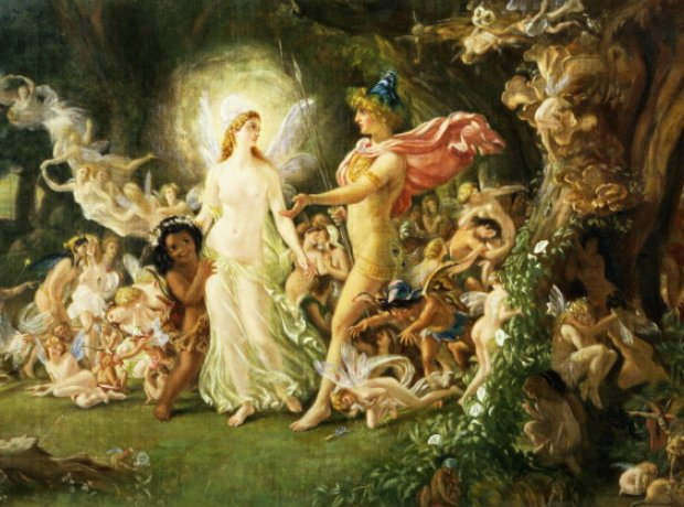 classical music inspired by shakespeare classic fm the quarrel of oberon and titania