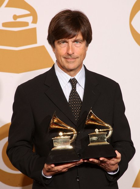 Thomas Newman with grammy awards
