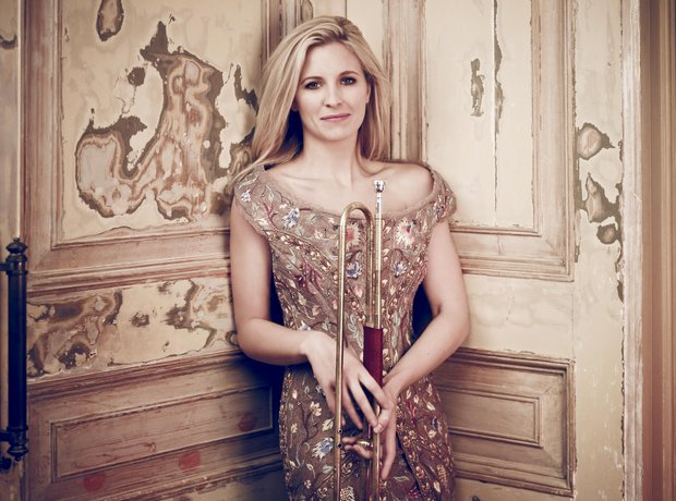 alison balsom sound the trumpet