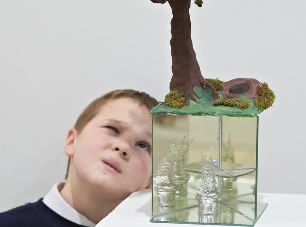 Great Art Quest: Saatchi Gallery Arts & Kids Week