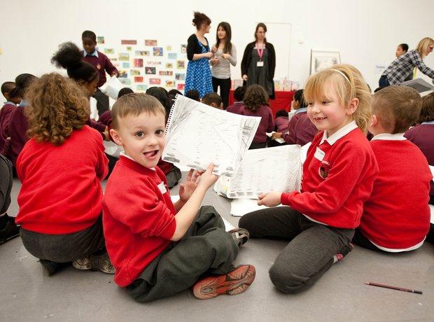Great Art Quest Arts & Kids Week