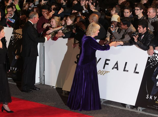 Skyfall 007: The Royal World Premiere