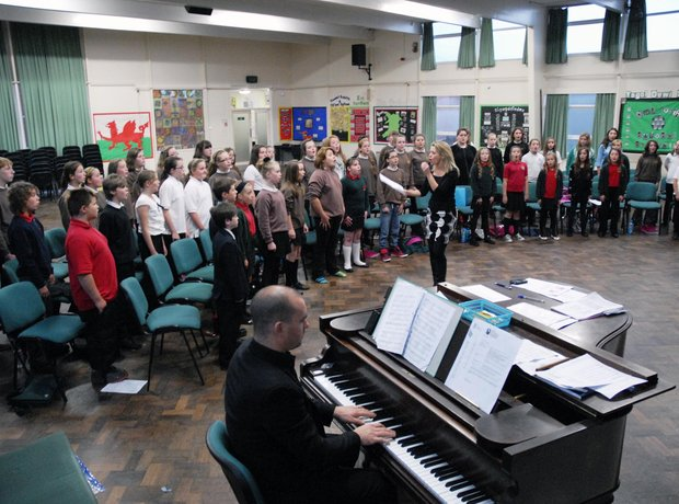 Denbighshire Youth County Choir