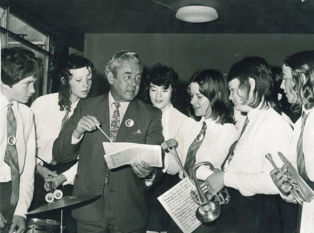 Egglescliffe school 1974