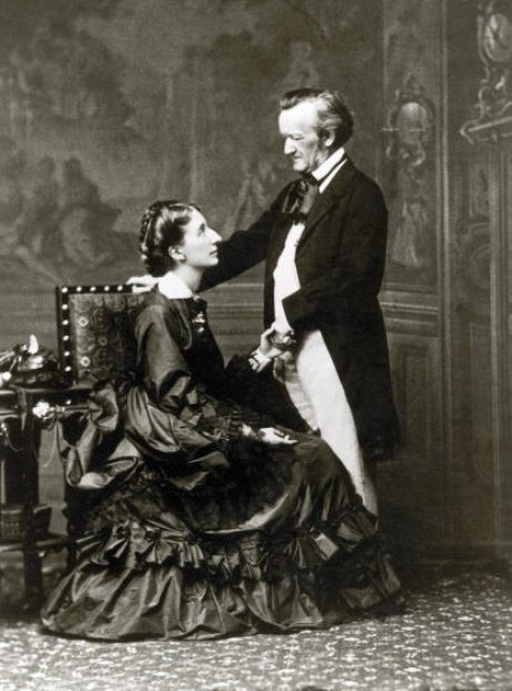 richard and cosima wagner