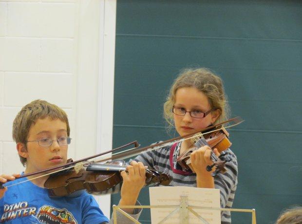 Silkstone Common Junior and Infant School Orchestr