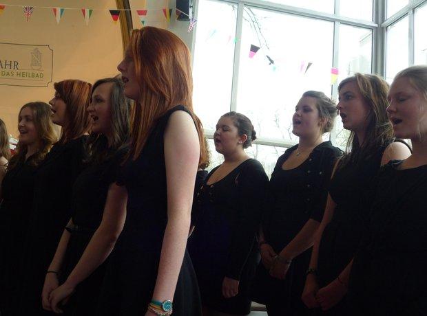 Thomas Telford School Choir