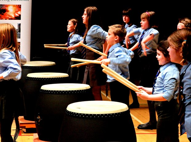 Marshfield Taiko