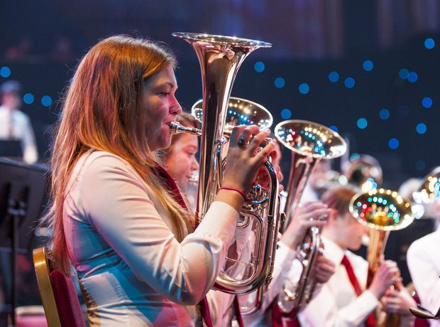 carnoustie & District Youth Brass Band