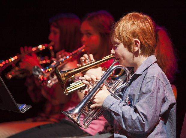 Egglescliffe School Brass Band