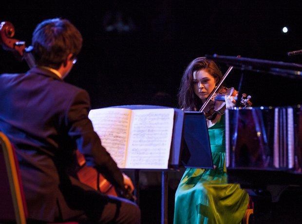 Milton Keynes Music Service Piano Trio