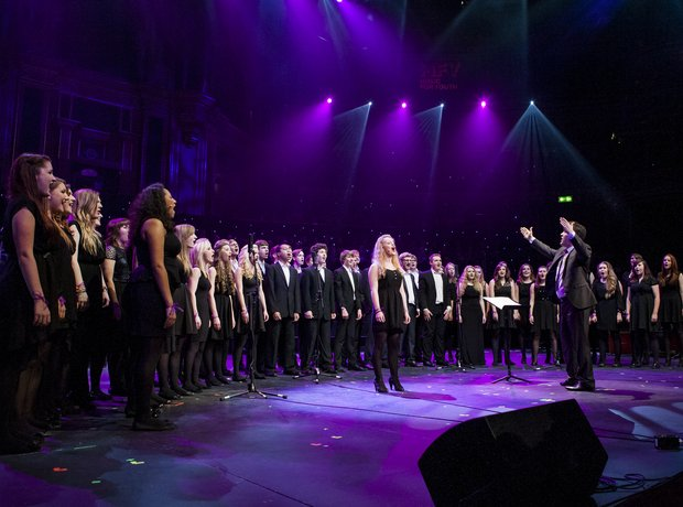Thomas Telford School Senior Choir