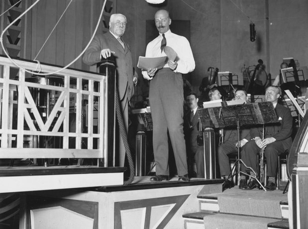 elgar recording