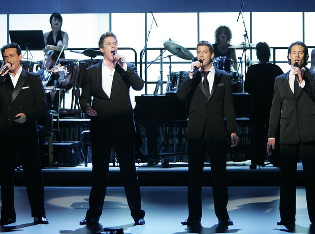 20 interesting facts about il divo you probably never knew - Il divo and celine dion ...