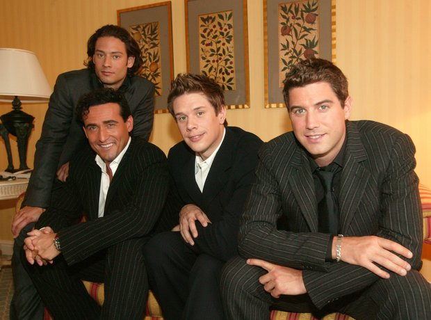 Il divo 20 facts you never knew classic fm - Il divo music ...