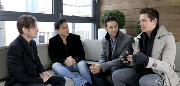 Il divo share secrets of their success classic fm - Il divo news ...