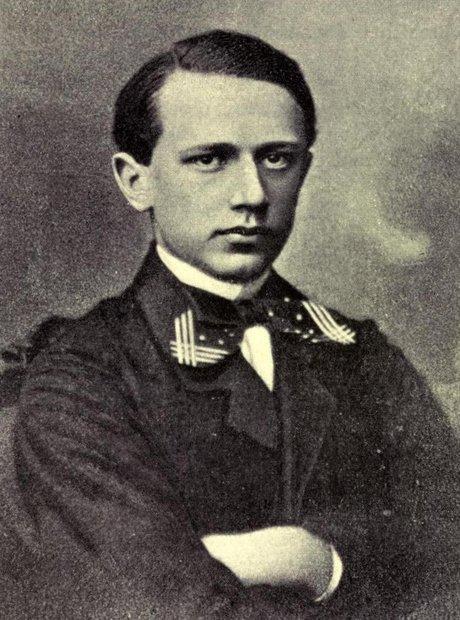 young tchaikovsky child