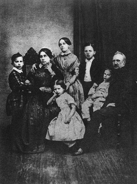 tchaikovsky's family