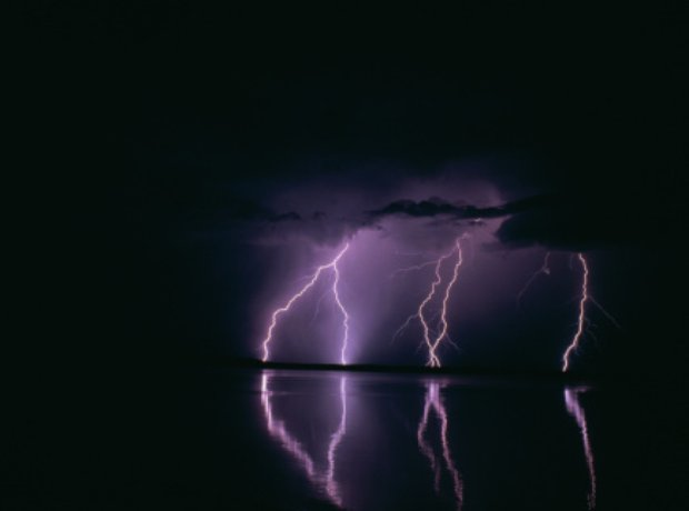 thunder lightning
