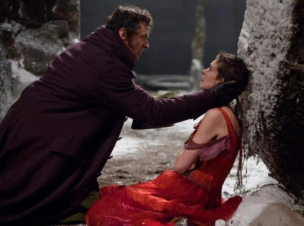 Les Miserables film stills