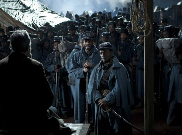 Lincoln film stills