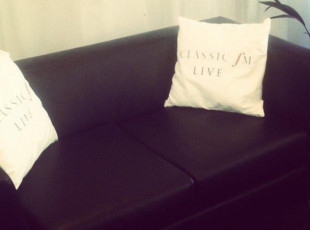 classic fm live cardiff behind the scenes