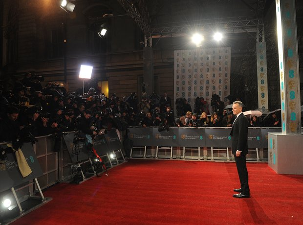 BAFTAs 2013 Red Carper arrivals