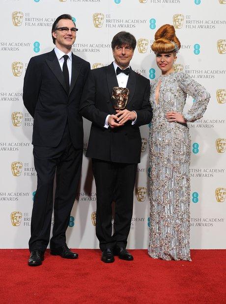 BAFTA Film Awards 2013 Winners