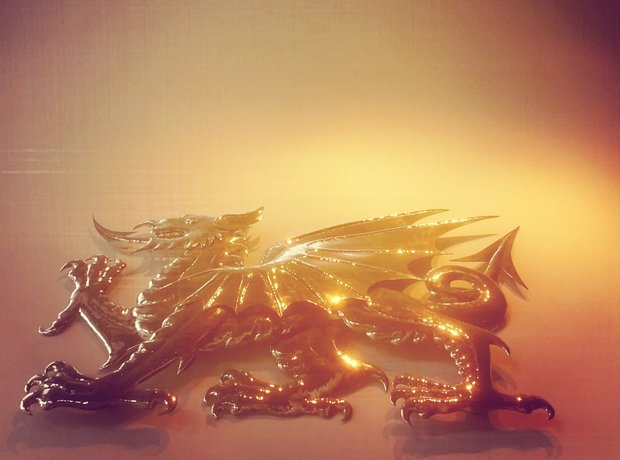 welsh dragon wales millenium centre