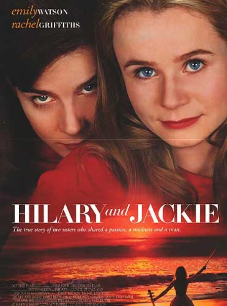 Hilary and Jackie film poster