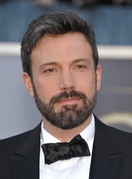 Ben Affleck at the Oscars 2013 red carpet