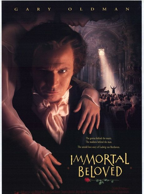 immortal beloved poster