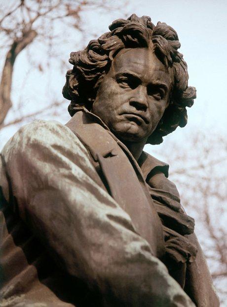 Beethoven memorial Vienna