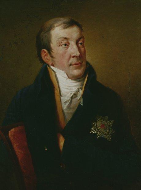 Prince Karl Lichnowsky (1756-1814)