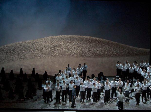 Wagner Parsifal Metropolitan Opera