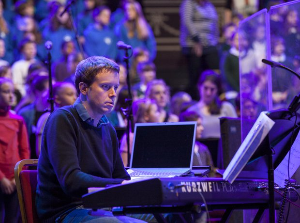 Armonico Consort rehearsals